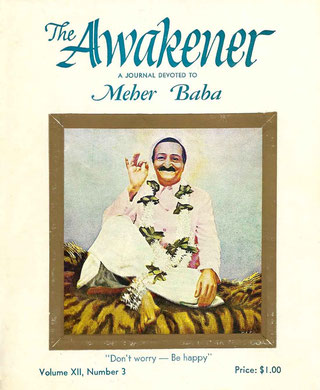 The Awakener Magazine of  Meher Baba