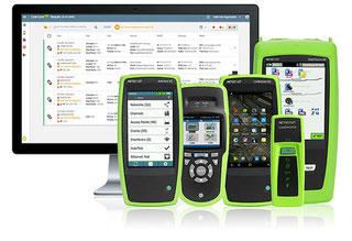 NETSCOUT Handheldtools