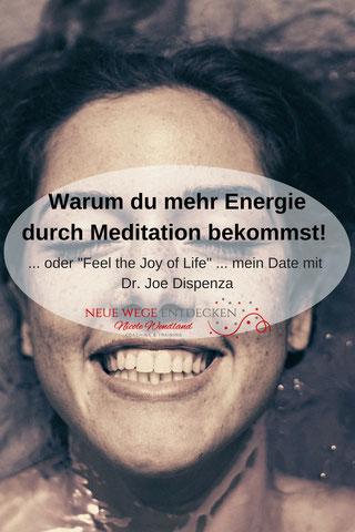 Energie Lebensfreude Meditation