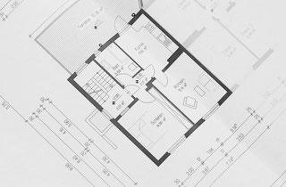 Grundriss Planung - Holzhäuser planen - Blockhäuser bauen - Hausbau - Holzbau  - Winterfeste Häuser - Isoliertes Holzhaus - Ideen - Tipps