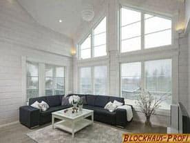 Holzhaus in Perfektion - Blockhaus bauen - schlüsselfertig