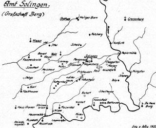 Im Laufe der Geschichte wandelten sich viele Ortsnamen, manche blieben jedoch auch gleich