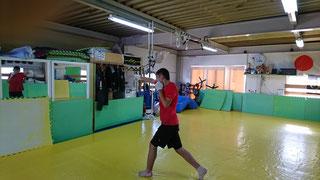 キックボクシング 奈良県 奈良市 空手 ボクシング 格闘技