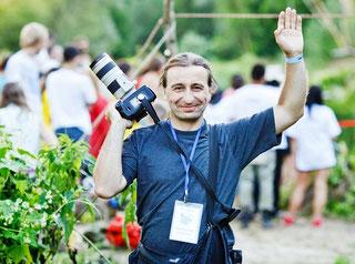 Сайт фотографа Алексея Никольского