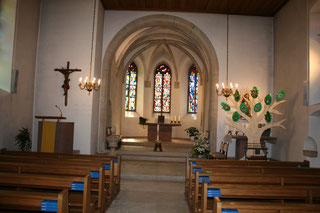 Kirche Dittingen