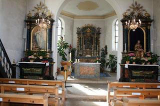 Kirche Nenzlingen