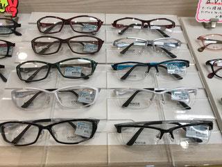 ウルテム素材のエクレアeclairからシャープでカッコいいメガネ登場!