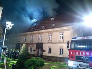 Wohnhausbrand Hofermühle 05.03.2016