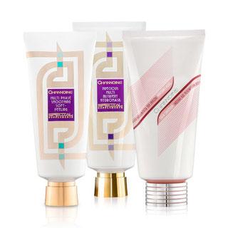 Softpeeling, Körperpeeling und Gesichtsmaske verbessern die Feuchtigkeitsaufnahme der Haut