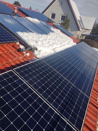 Photovoltaikanlage Familie Wolf © iKratos