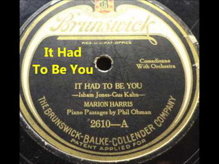 It had to be you-clasicos del jazz-standards jazz