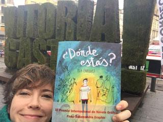 Vitoria Bea Enríquez Novela Gráfica
