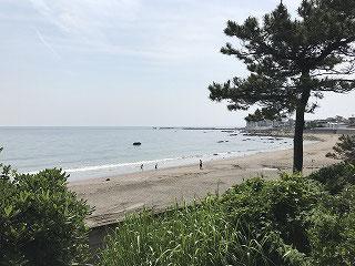 葉山の海♬(^^♪