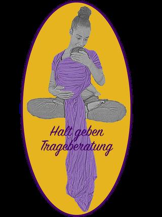 trageberatung_München_Halt_geben_Logo_lila