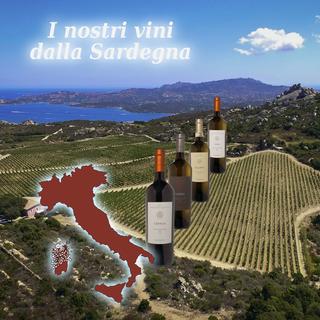 Cannonau, Vermentino, Ledda, Sardinien, Sardegna