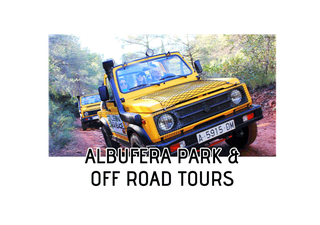 Albufera tours & off road tours in valencia