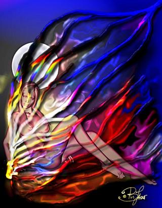 Digital-Art by BriStar - Lilith