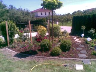Gartengestaltung in Wolfsberg
