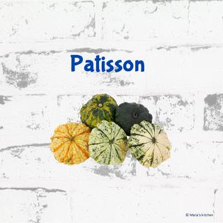 Patisson-Kürbis