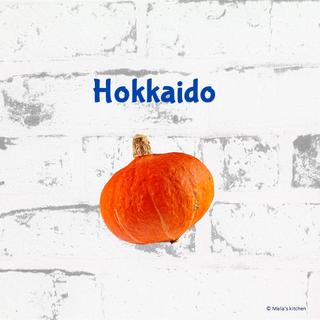 Hokkaido-Kürbis