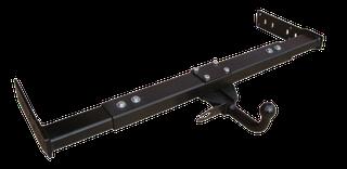 Anhängekupplung speziell für Kastenwagen & Transporter.