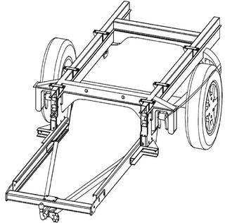Nur mit einer Rahmenverlängerung ist Ihre Anhängerkupplung für Ihr Wohnmobil stabil