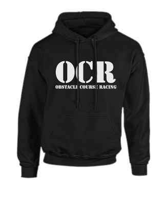 Hindernislauf Pullover OCR Schwarz