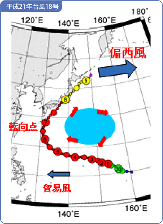 平成21年台風18号