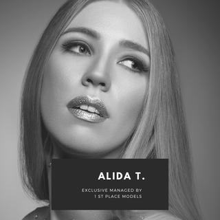 Alida: Second magazine cover