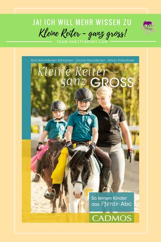 Kinderreitunterricht, Reitunterricht für Kinder, pferdegerechter Reitunterricht