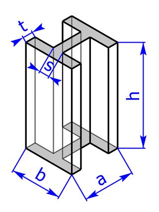 Bild eines I-Trägers