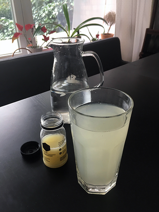 Supershots + Wasser = Super-Wasser!