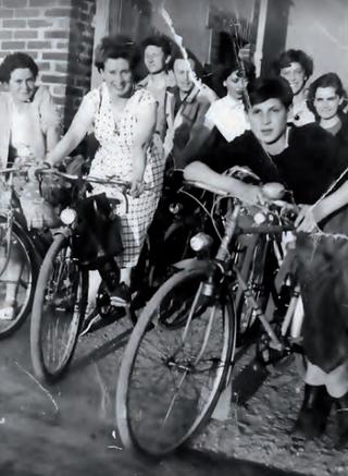 Le vélo est souvent acheté pour les petits boulots - Coll Redouani