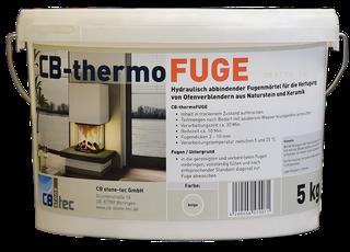 Gebindegröße: CB-thermoFUGE: 5 kg Eimer