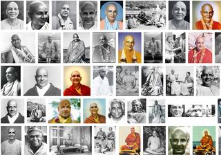 Images de Swami Sivananda