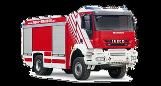 Tanklöschfahrzeug TLF 4000 - © Iveco Magirus