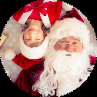 Kinderanimation Heilbronn mit Nikolaus
