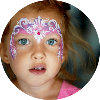 Kinderschminken Aalen für Kinderanimation