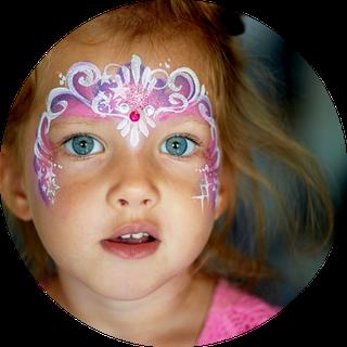 Kinderanimation mit Kinderschminken Schwäbisch Gmünd