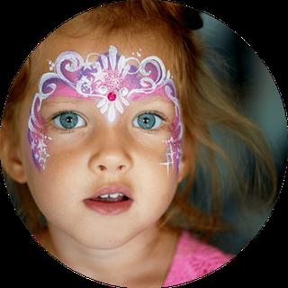 Kinderschminken Augsburg für Kinderanimation