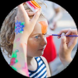 Kinderschminken Ulm & Umgebung