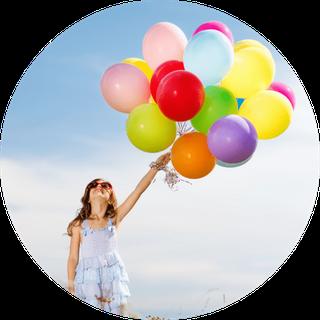 Luftballontiere der Kinderanimation Würzburg