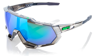 100% Speedtrap - Peter Sagan Chromium Gunmetal