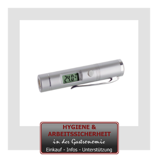 Infrarot Thermometer Küche