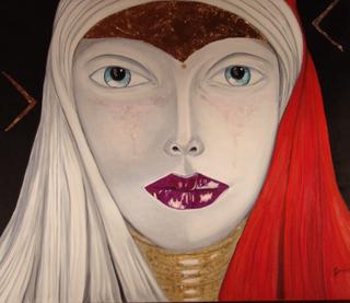 ° Bramahastra oil on canvas 100x120 / nov. 2011