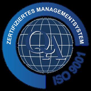 ADVISA-Service Dresden GMBH DIN ISO EN 9001 : 2015 Zertifikat