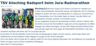 iz-regional Vereinsnachrichten, 16.06.2016