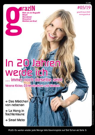 Cover grazIN #05/2019
