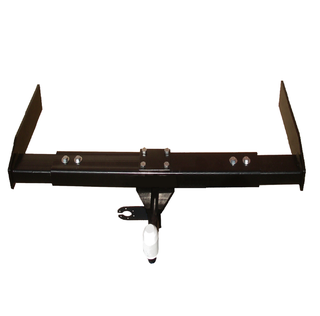 Il Gancio di Traino Universale adatto a Camper o Furgoni! Il Gancio di Traino Universale può essere montato su qualsiasi telaio in quanto è regolabile in larghezza.