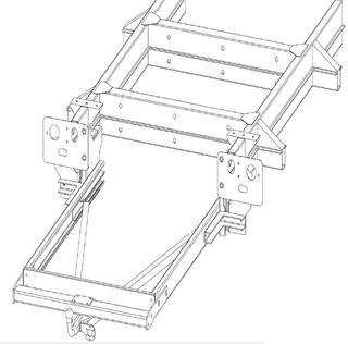Gancio di Traino aggiornamento! Se si prevede di utilizzare un sistema di supporto Portamoto dopo i tempi in alternativa o anche in aggiunta, il Gancio di Traino di solito costituisce la base di montaggio e non deve essere acquistato separatamente.